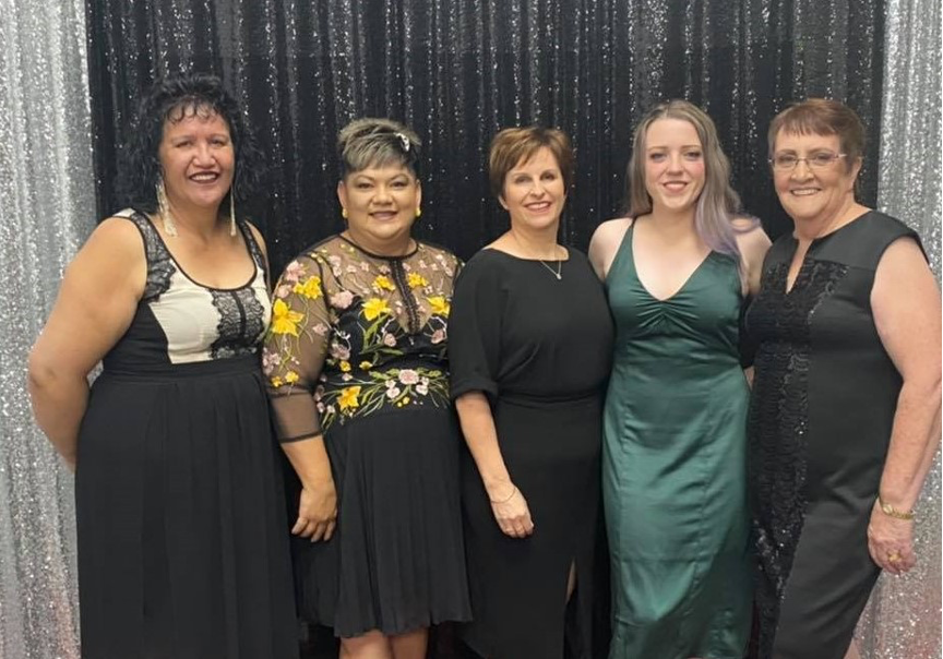 Team culture at the Goldfields Women's Health Care Centre is pure gold