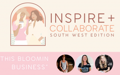 Inspire + Collaborate event series.