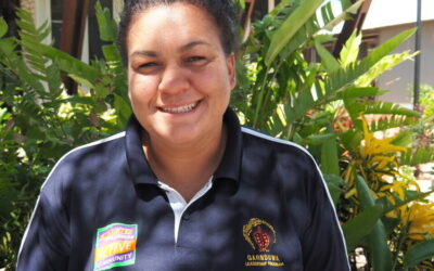 Helen Ockerby – Aboriginal and Torres Strait Islander Mental Health First Aid